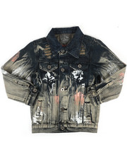 Denim Jackets - Hook Up Denim Jacket (4-7)-2251215