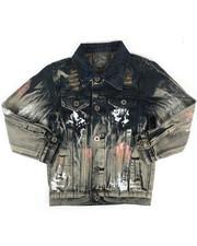Outerwear - Hook Up Denim Jacket (4-7)-2251215
