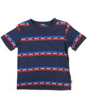Levi's - Mac Striped Tee (2T-4T)-2256386