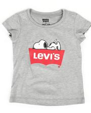 Levi's - Sleepy Snoopy Tee (2T-4T)-2257272