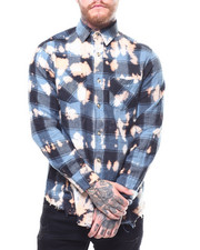 Buyers Picks - BLEACHED WASHED FLANNEL-2256987
