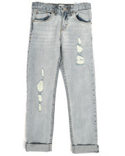 Sizes 7-20 - Big Kids - Girlfriend Jeans (7-16)-2257335