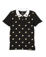 Boys - All Over Printed Polo (8-20)-2255011