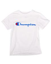 Champion - Heritage Logo Tee (4-7)-2255566