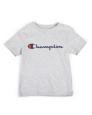 Champion - Heritage Logo Tee (4-7)-2255571