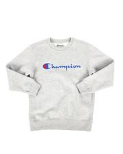 Sweatshirts & Sweaters - Heritage Scripted Pullover Sweatshirt (8-20)-2255606