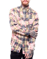 Buyers Picks - BLEACHED WASHED FLANNEL-2256924