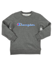 Sweatshirts & Sweaters - Heritage Scripted Pullover Sweatshirt (8-20)-2255634