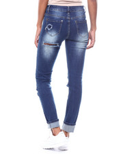Jeans - Ripped Knee Jean-2256515
