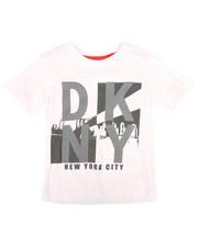 Tops - DKNY Reflective Tee (4-7)-2255553