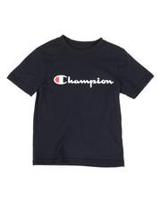 Champion - Heritage Logo Tee (4-7)-2255576
