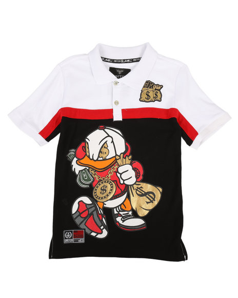 SWITCH - Duck Money Bags Polo (8-20)