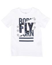 Born Fly - Screen Print Tee (4-7)-2255021