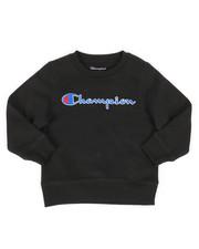 Champion - Heritage Scripted Pullover Sweatshirt (4-7)-2255615