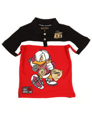 SWITCH - Duck Money Bags Polo (4-7)-2255001