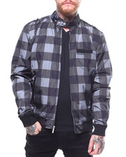Members Only - LUMBERJACK ICONIC RACER JACKET-2258276