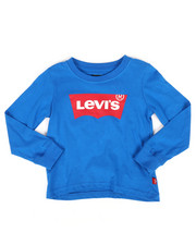 Levi's - Long Sleeve Batwing Tee (2T-4T)-2256346