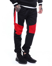 Buyers Picks - Colorblock Tech Fleece Jogger-2257738