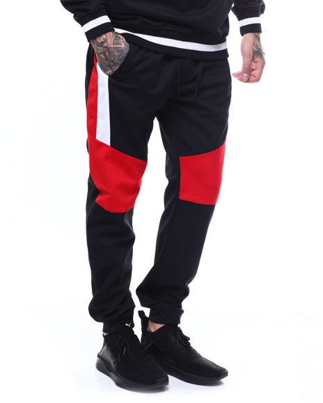 Buyers Picks - Colorblock Tech Fleece Jogger