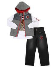 Sets - 3 Piece Vest Set (4-7)-2257959