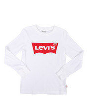 Levi's - Long Sleeve Batwing Tee (8-20)-2257677