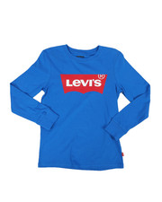 Levi's - Long Sleeve Batwing Tee (8-20)-2257824
