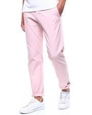 Pants - STRETCH TWILL CHINO W CHAMBRAY INSERT-2259004