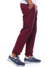 Pants - STRETCH TWILL CHINO W CHAMBRAY INSERT-2258915