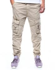 Pants - Twill Cargo Jogger-2258819