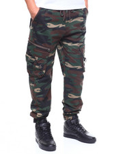 Pants - Twill Cargo Jogger-2258794