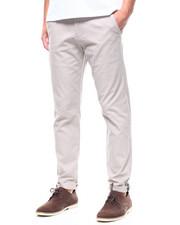 Pants - STRETCH TWILL CHINO W CHAMBRAY INSERT-2258973
