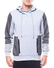 Men - Moto Kangaroo Pocket Hoody-2258968