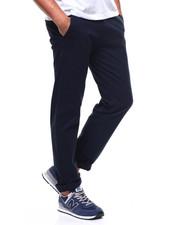 Pants - STRETCH TWILL CHINO W CHAMBRAY INSERT-2258957
