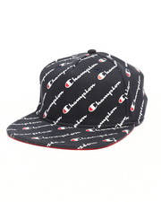 Champion - Reverse Weave Baseball Hat with Diagonal Script-2257382