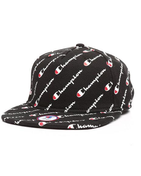 e1a5022b29e2e Buy Reverse Weave Baseball Hat with Diagonal Script Men s Hats from ...