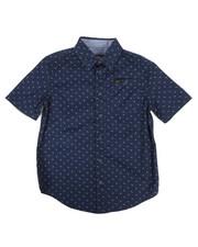 Lee - Printed Poplin Shirt (8-20)-2253696