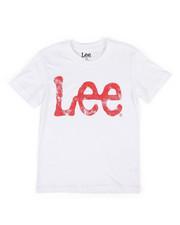 Lee - Logo Tee (8-20)-2253681