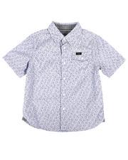 Lee - Printed Poplin Shirt (4-7)-2253701