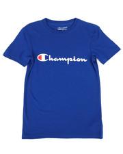 Champion - Heritage Logo Tee (8-20)-2255591