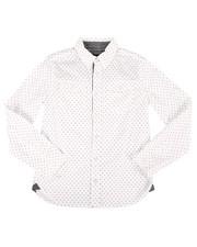 Lee - Long Sleeve Printed Poplin Shirt (8-20)-2253706