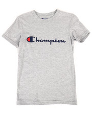 Champion - Heritage Logo Tee (8-20)-2255586