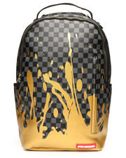 Sprayground - Liquid Gold Backpack (Unisex)-2246244