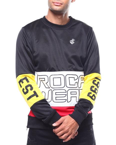Buy 99 LEVELS SWEATSHIRT Mens Sweatshirts Sweaters From Rocawear