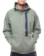 Men - Tech Fleece Tape Zipper Hoody-2259265