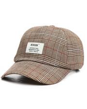 Dad Hats - Check Dad Cap-2258257