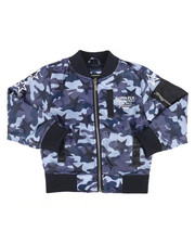 Outerwear - Printed Nylon Jacket (4-7)-2258636