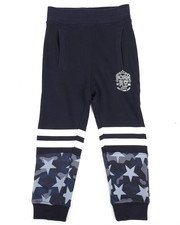 Born Fly - Pieced Loopback Sweatpants (4-7)-2258688