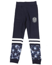 Born Fly - Pieced Loopback Sweatpants (8-20)-2258697