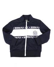 Born Fly - Poly Interlock Track jacket (2T-4T)-2258646