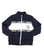 Born Fly - Poly Interlock Track Jacket (4-7)-2258655